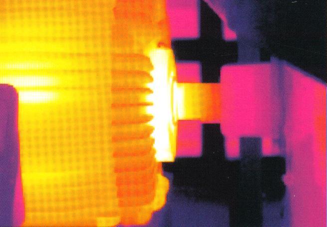 termografia motor